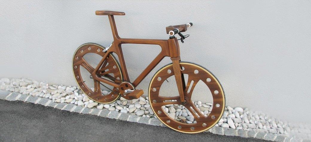 Создатели 5 странных байков о том, зачем изобретать велосипед. Изображение № 8.