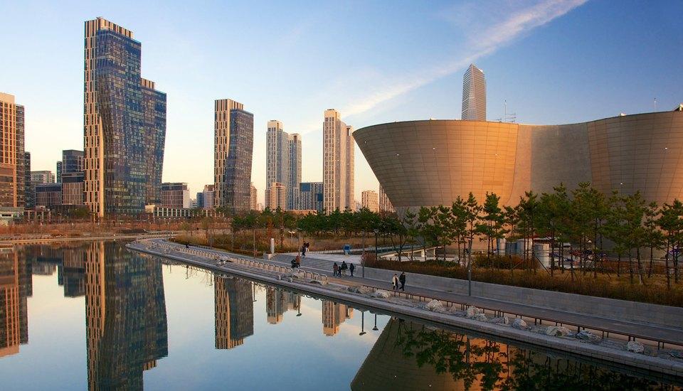 Идеи для путешествий:  10 городов будущего. Изображение № 9.
