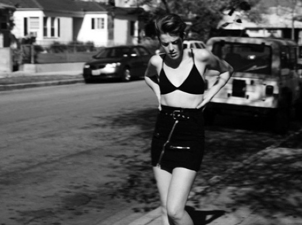 Изображение 8. Съёмки: i-D, Man About Town, Vogue и другие.. Изображение № 14.