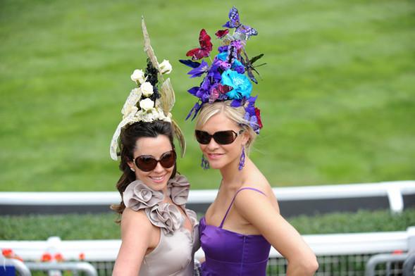 Самые необычные иизысканных шляпки Royal Ascot. Изображение № 18.
