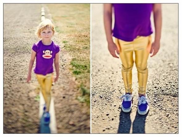 Детские луки. Подрастающее поколение модников. Изображение № 11.