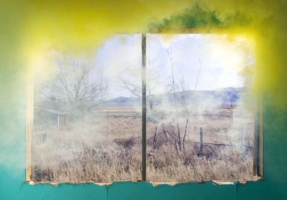 Серия задымленных фотопейзажей творческого дуэта Floto - Warner. Изображение № 10.