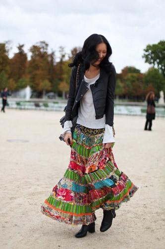 Нерабочее время: Блоги об уличном стиле моделей. Изображение № 19.