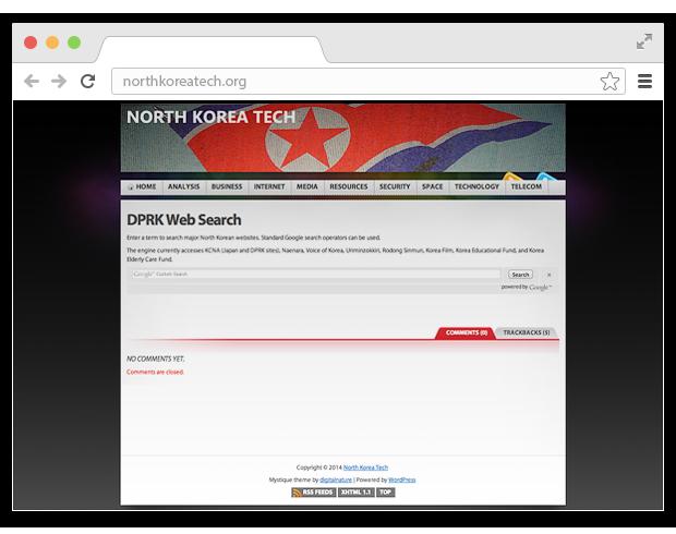 Интернет в государстве-изгое: Опыт Северной Кореи. Изображение № 8.