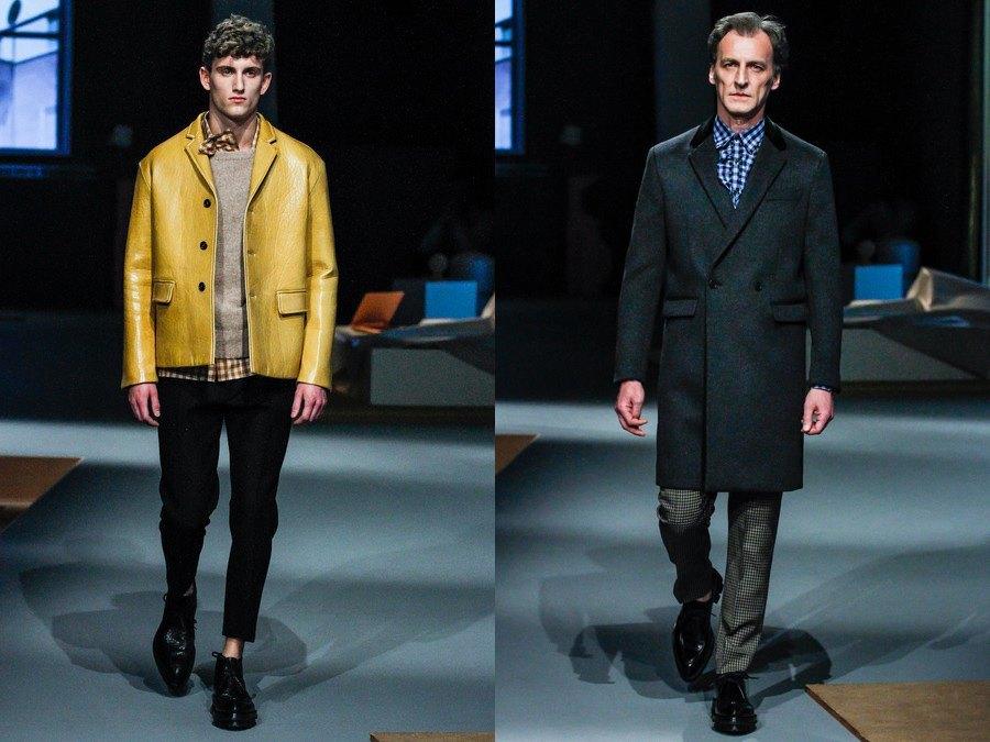 Milan Fashion Week:  День 2. Изображение № 1.