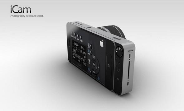 ICam - сделай фотоаппарат из своего iPhone или iPod. Изображение № 5.