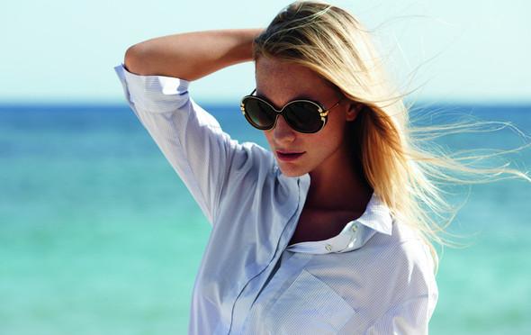 Лукбук: Поппи Делевинь для Louis Vuitton Summer 2012. Изображение № 4.