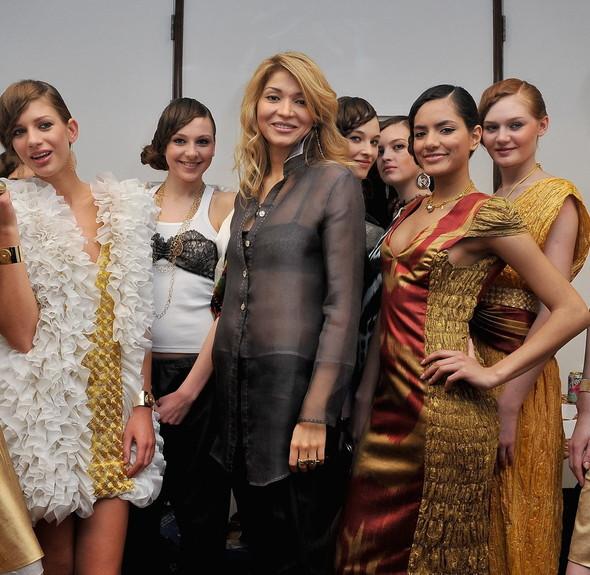 Показ GULI в Нью-Йорке на Mercedes-Benz Fashion Week. Изображение № 1.