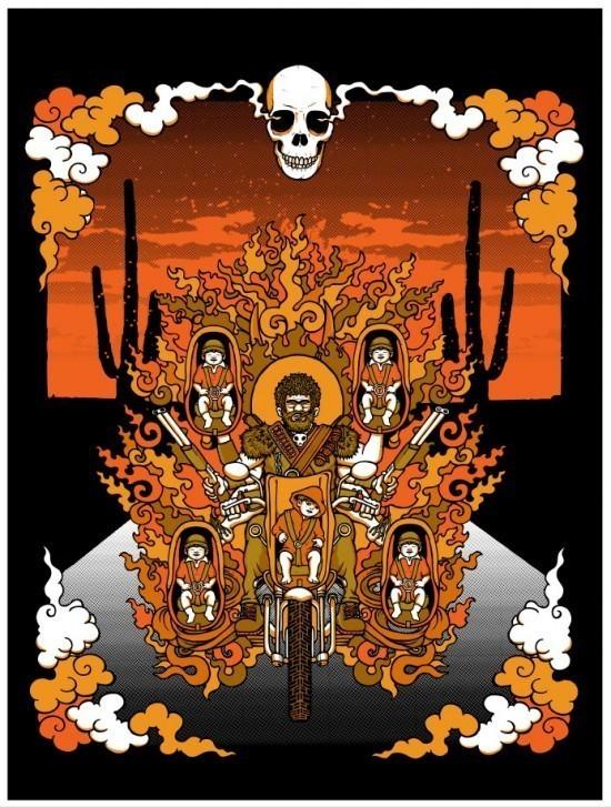 Изображение 15. Постеры: Квентин Тарантино против братьев Коэнов.. Изображение № 15.