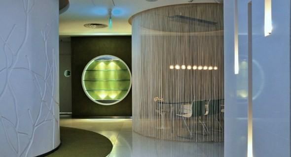 Подводный мир океана в интерьере спа-клуба. Изображение № 16.