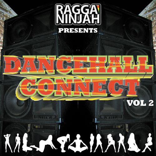 DANCEHALL CONNECT vol.2 mixtape by Ragganinjah. Изображение № 1.