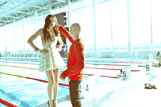 Стилист Гоша Карцев и модель Виолетта Николаева (LMA). Изображение № 7.