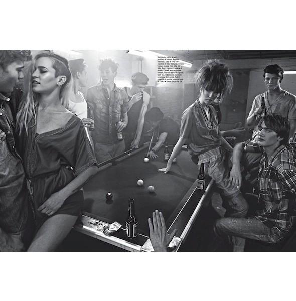 Изображение 31. Съемки: Dazed & Confused, Numero и Vogue.. Изображение № 30.