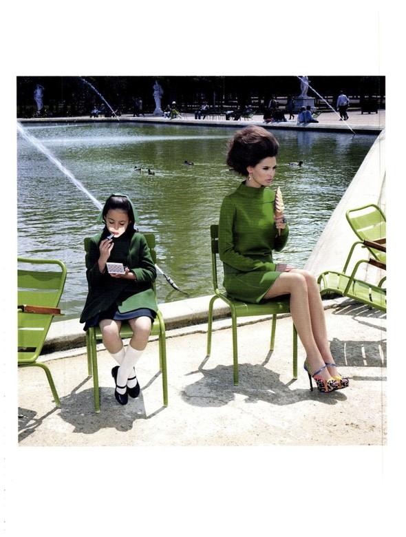 Съёмка: Бьянка Балти для итальянского Vogue. Изображение № 17.