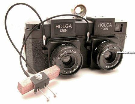 Stereo HOLGA. Изображение № 1.
