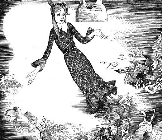 Алиса вСтране Чудес. Изображение № 50.