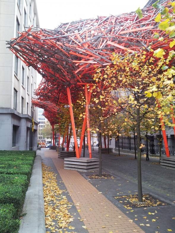 Городская скульптура от Арне Куинзе. Изображение № 9.