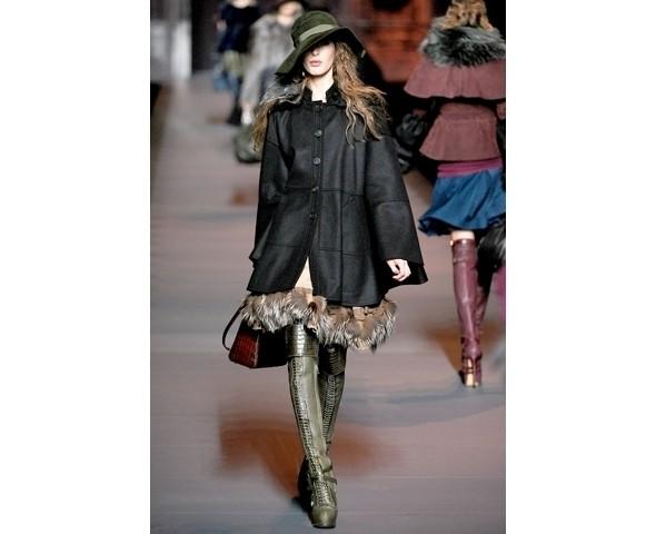 Показ Dior FW 2011. Изображение № 15.