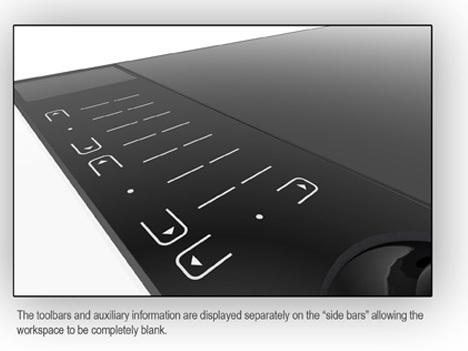 Интересный концепт ноутбука длядизайнеров ихудожников. Изображение № 4.