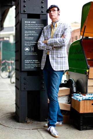 Street style изНью-Йорка. Изображение № 5.