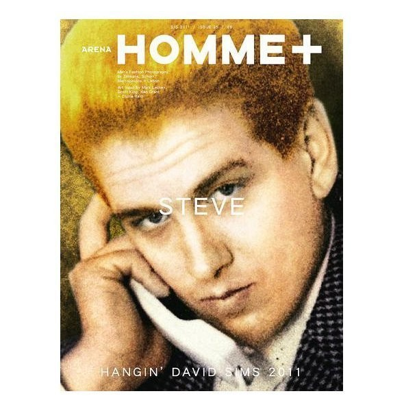 Изображение 4. Обложки: Arena Homme Plus и Vogue.. Изображение № 4.