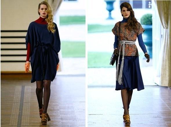 Изображение 2. Показы на Paris Fashion Week FW 2011: день 5 и 6.. Изображение № 4.