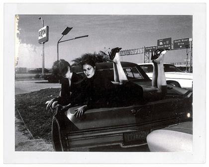"""67 Polaroids"" GuyBourdin. Изображение № 13."