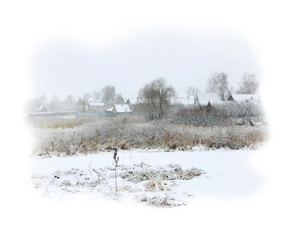 Зима в очень средней полосе. Изображение № 19.