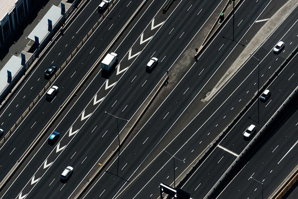 Фото: промзона Мельбурна, снятая свертолёта. Изображение № 10.