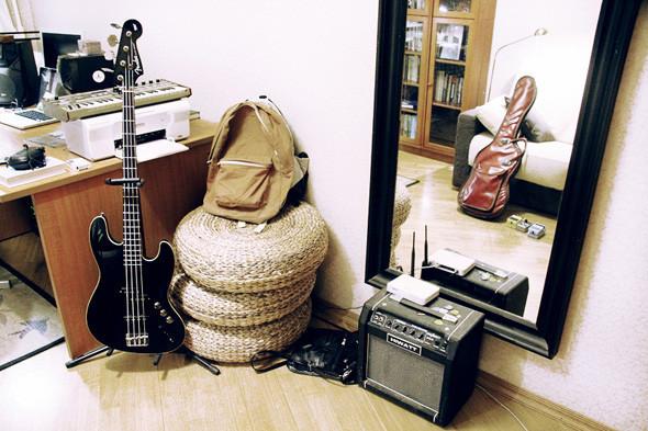 Музыкальная кухня: Human Tetris. Изображение № 8.