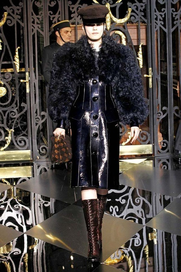 Изображение 14. Louis Vuitton Fall 2011.. Изображение № 14.