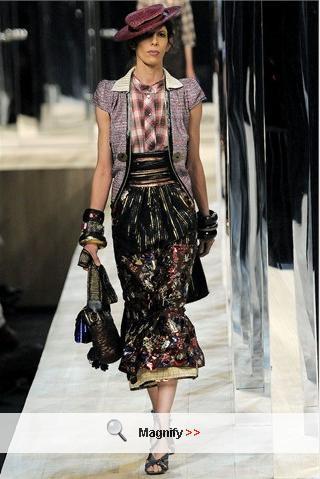 Top-10 SS09 collections (Paris FW) поверсии Style. com. Изображение № 42.