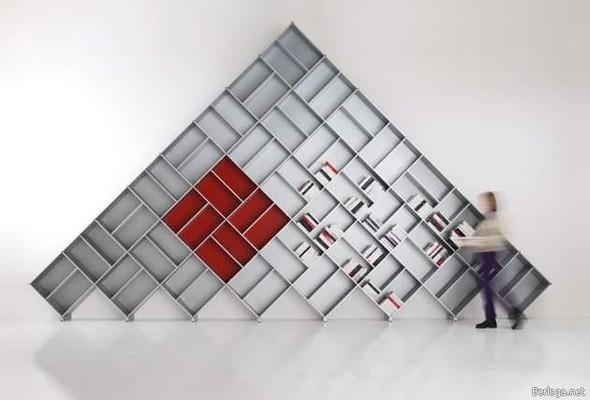 Креативный интерьер или творческий беспорядок. Изображение № 9.