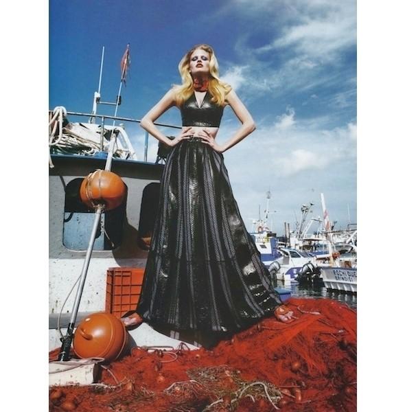 Изображение 33. Съемки: Harper's Bazaar, Industrie, Vogue и другие.. Изображение № 80.