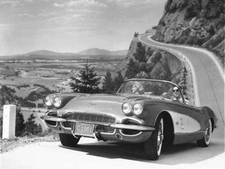 Chevrolet Corvette. Изображение № 1.