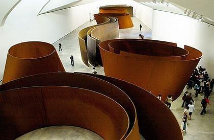 Музей Гуггенхайма вБильбао. Изображение № 25.