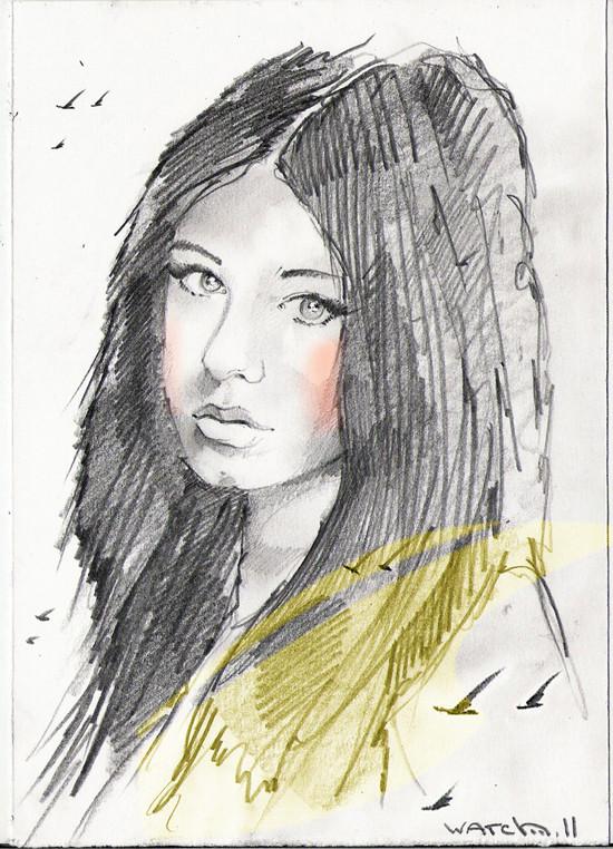 Sketch portraits. Изображение № 16.