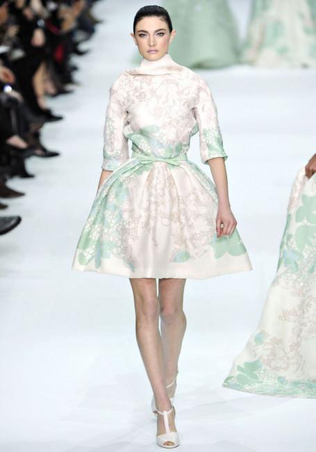 Elie Saab Spring 2012 Couture. Изображение № 4.
