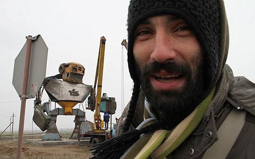 Железный Человек КБ-1. Изображение № 4.