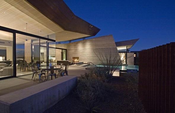 Дом Desert Wing от Brent Kendle. Изображение № 12.