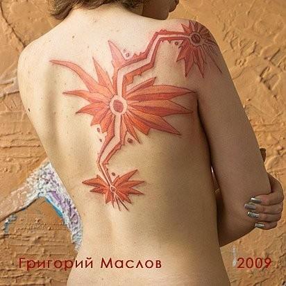 Татуировки в стиле Иннормизма. Изображение № 18.
