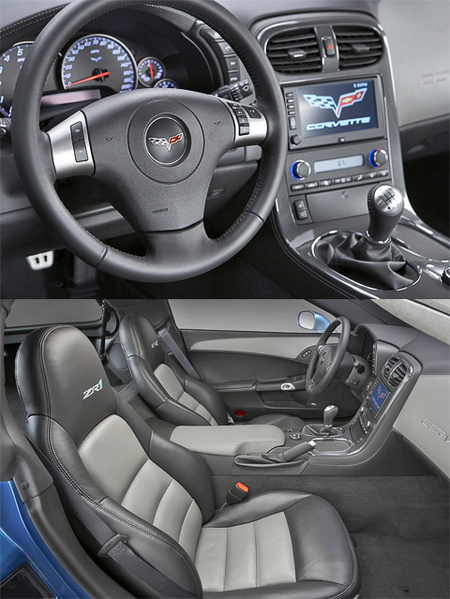 Chevrolet Corvette. Изображение № 12.