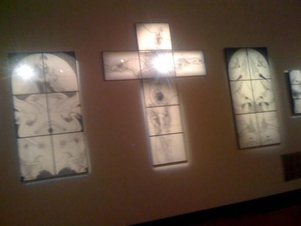 Только потому что крест-часть вторая. Изображение № 155.