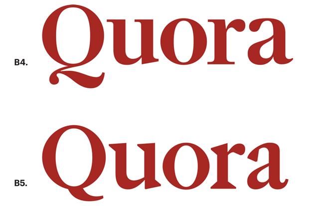Шрифтовик рассказал о процессе редизайна логотипа Quora. Изображение № 3.