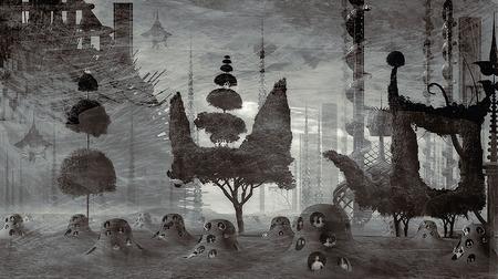 Алессандро Бавари- духготики. Изображение № 7.