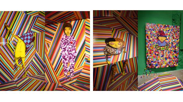 Дизайн-дайджест: Книга мифов о Бэнкси, выставка Ай Вэйвэя и арт-ярмарка FIAC в Париже. Изображение № 55.