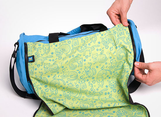 Фитнес-сумки от HalfBag. Изображение № 6.