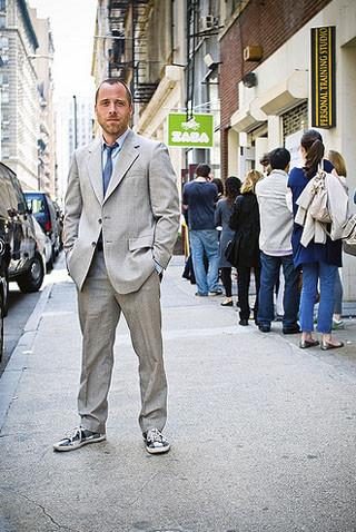 Какодевается молодежь вНью-Йорке. Изображение № 48.