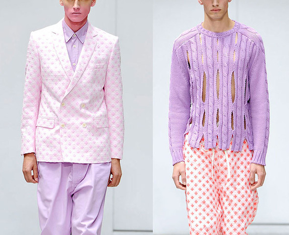 CLOUD #9 by Walter Van Beirendonck Summer 2012. Изображение № 14.