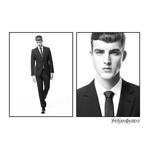 Мужские рекламные кампании: Zara, H&M, Bally и другие. Изображение № 18.